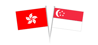 COMPARISION OF SINGAPOR WITH HONG KONG